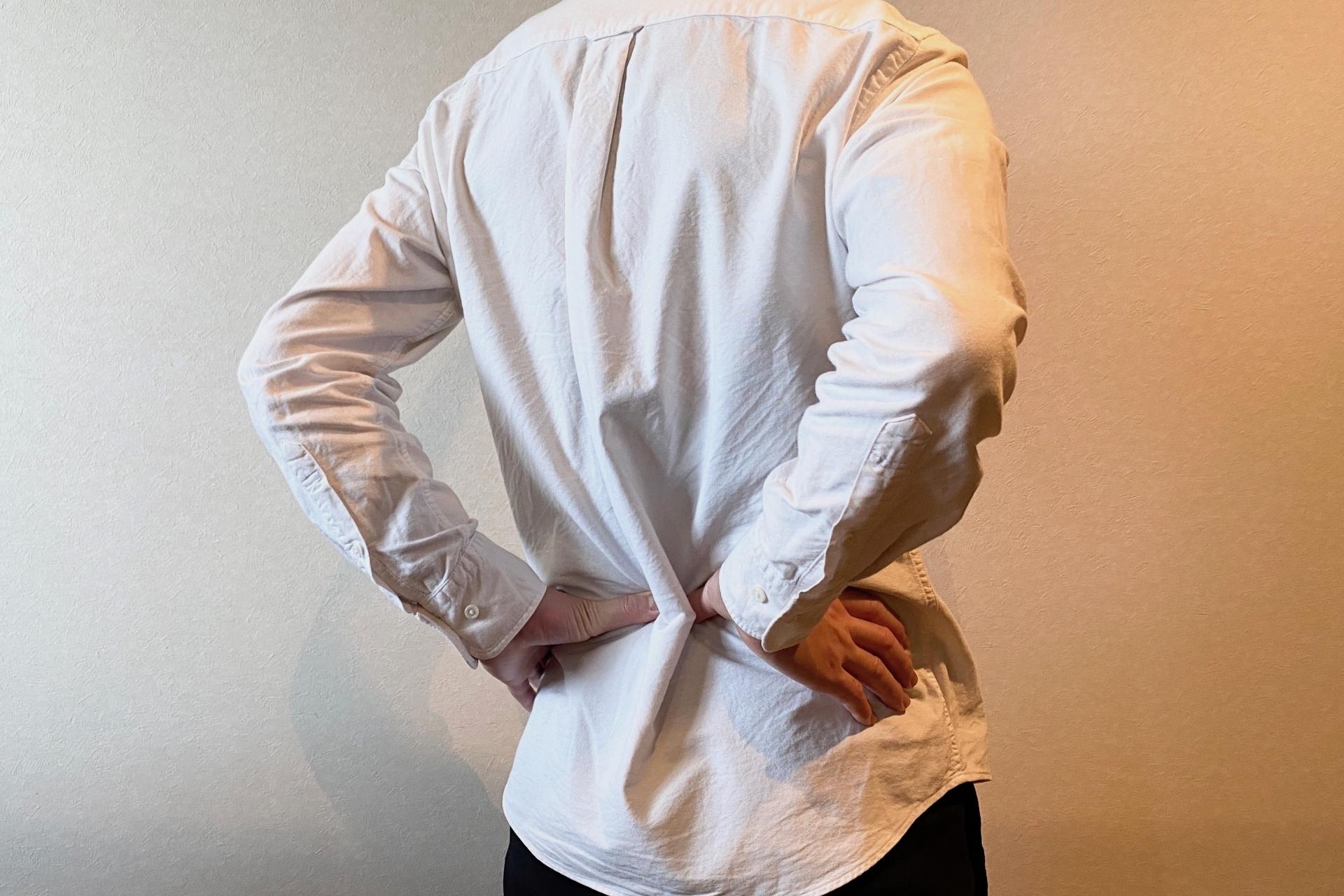 腰痛、腰痛改善、ヒップ